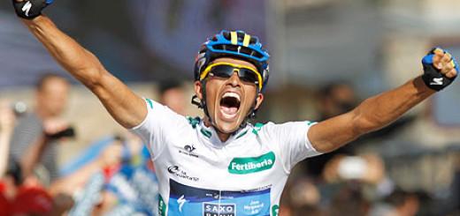 Alberto Contador Vuelta a España