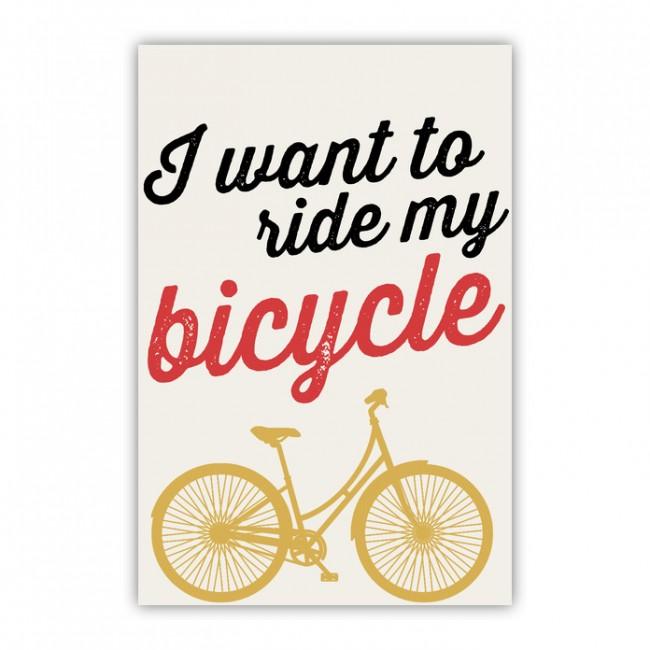 La canción que Freddie Mercury dedicó a la bicicleta