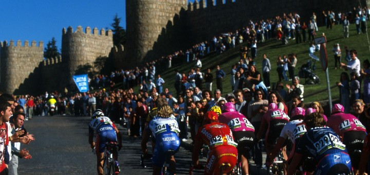 CYCLING : TOUR OF SPAIN 2002 / FILES