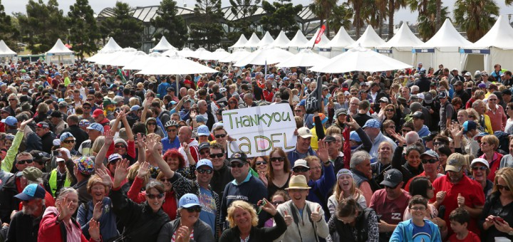 Cadel Evans Great Ocean Road Race at