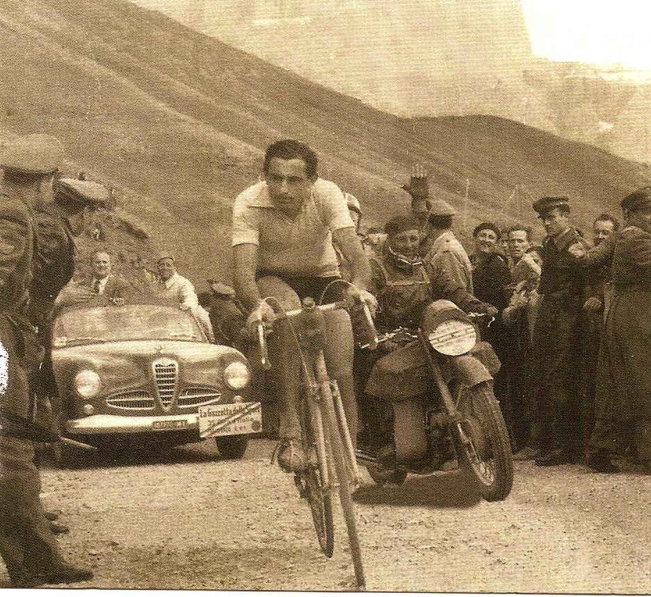 Fausto Coppi-Giro 1952