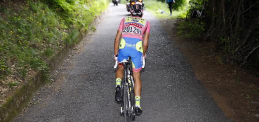 Giro d'Italia 2015 - 98a edizione - 16a tappa Pinzolo - Aprica 174 km - 26/05/2015 - Alberto Contador (Tinkoff - Saxo) - foto Luca Bettini/BettiniPhoto©2015