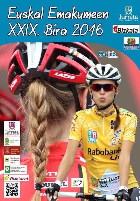 Ciclismo femenino - cartel Bira JoanSeguidor