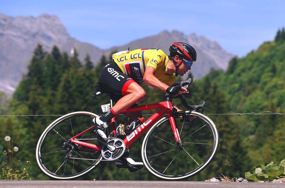 Richie Porte es un gran favorito al Tour de Francia