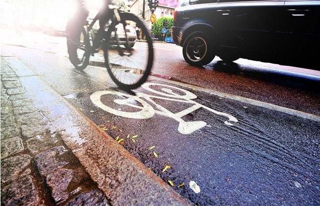 Accidentes ciclistas