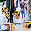 Polémica sobre el maillot del Team Sky en la crono inaugural del Tour de Francia