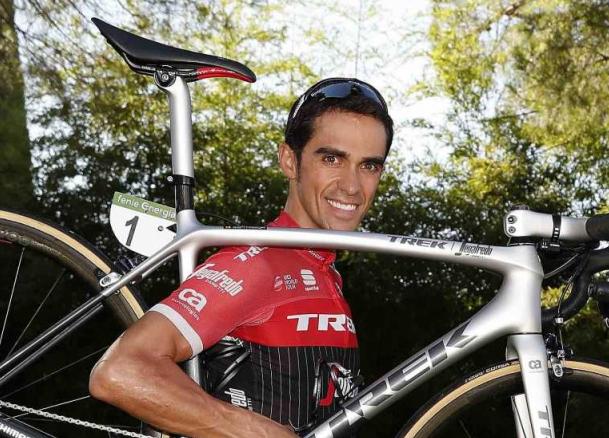Alberto Contador se retira en la Vuelta
