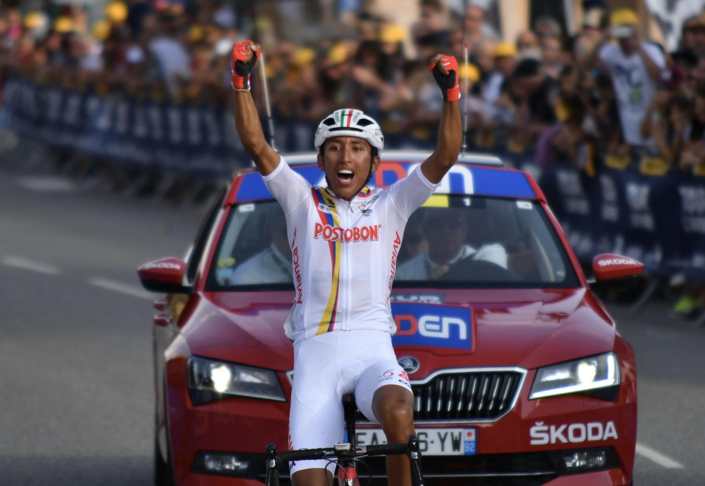 Egan Bernal gana el Tour del Porvenir