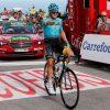 La etapa que gana Lutsenko en la Vuelta