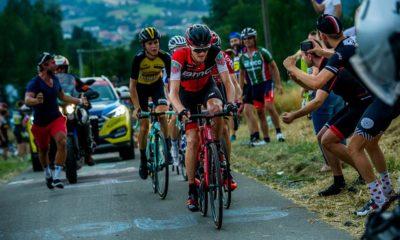 Tejay Van Garderen en la Vuelta a Polonia