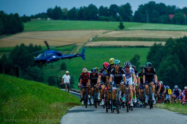 Etapa de la Vuelta a Polonia