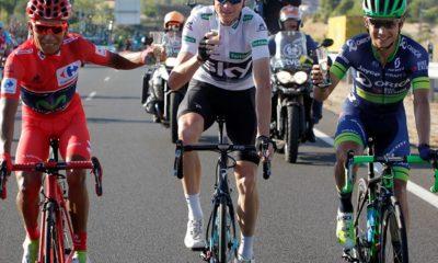Vuelta a España de 2016