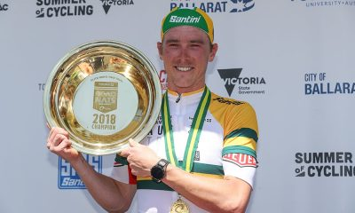 Rohan Dennis La Vuelta - JoanSeguidor