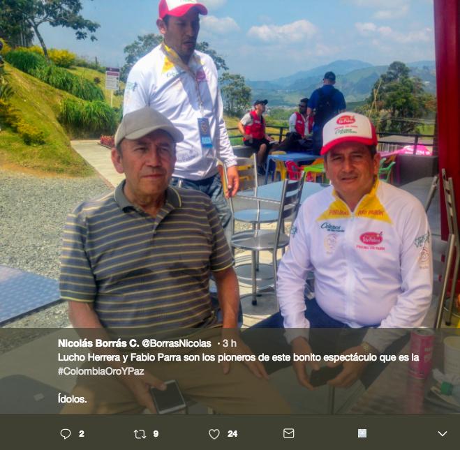 Colombia Oro y Paz JoanSeguidor