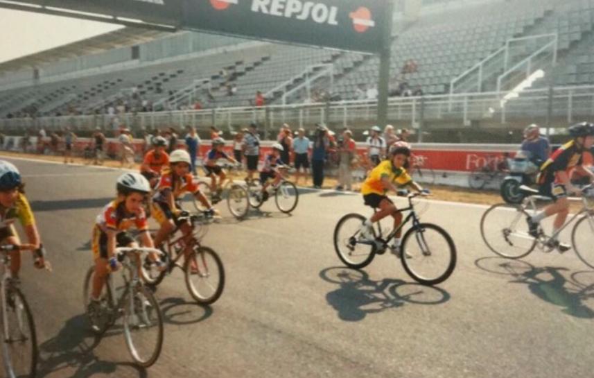 Ciclismo femenino Cristina Aznar JoanSeguidor