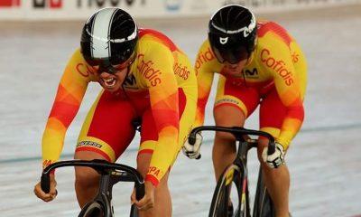 Ciclismo en pista velocidad JoanSeguidor