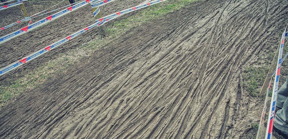 Barro ciclocross cx campeonato de CX