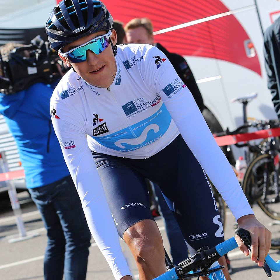 Marc Soler ganador Paris-Nice