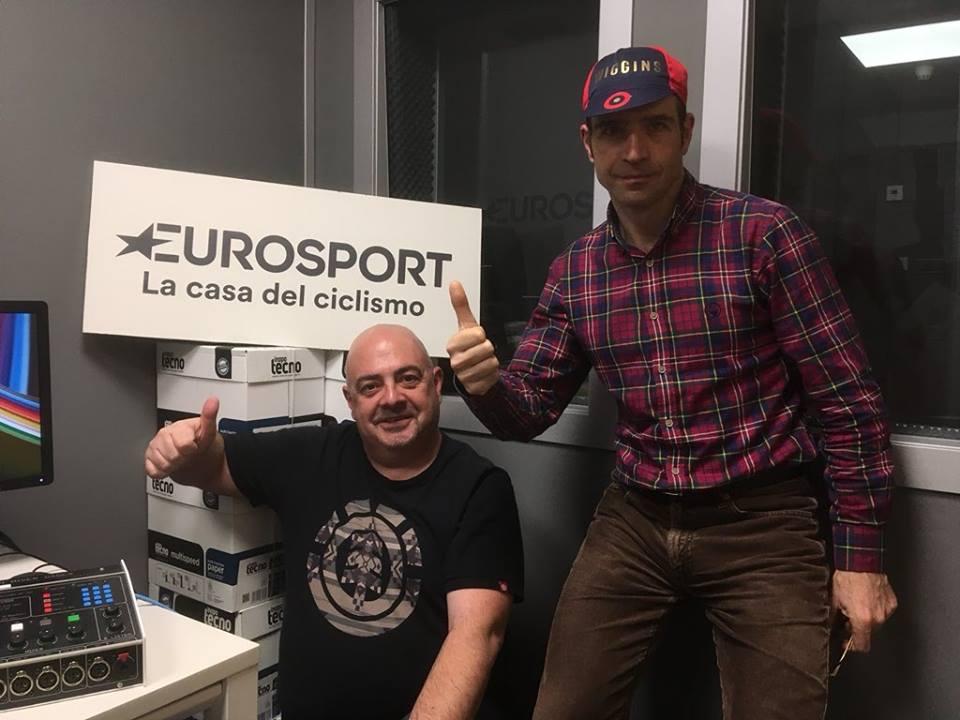 Mundial de pista Alix y Roman JoanSeguidor