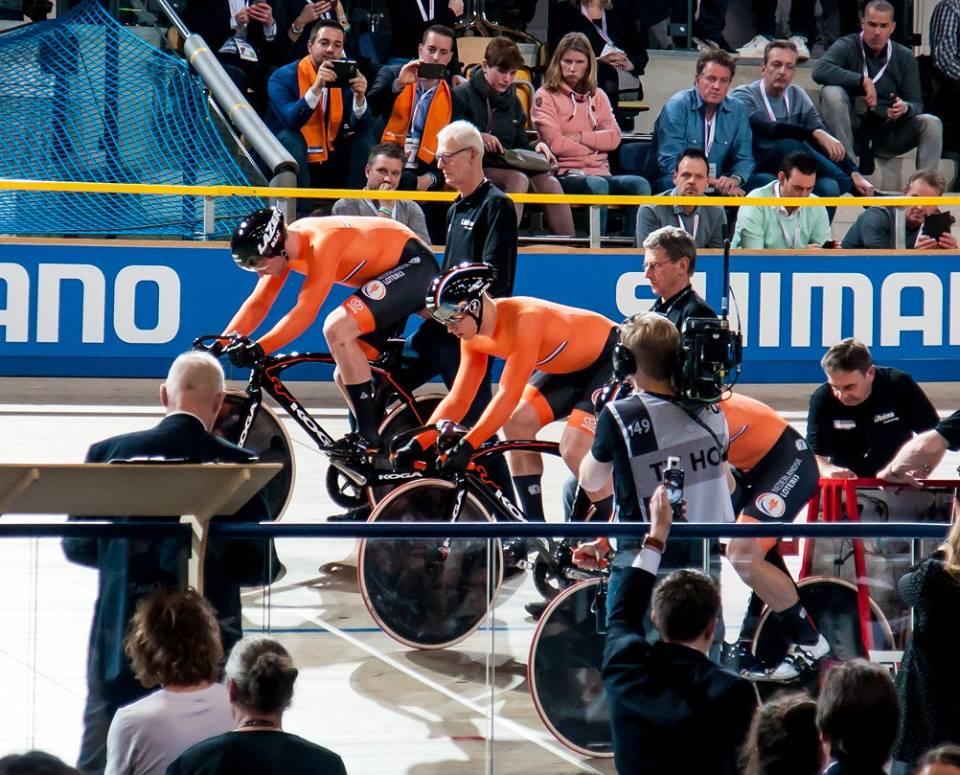mundial de pista seleccion holandesa JoanSeguidor