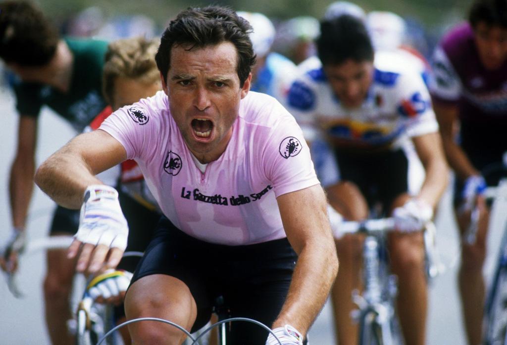 Giro de Italia - Bernard Hinault JoanSeguidor
