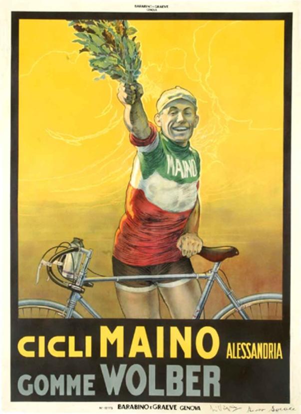 Giro de Italia Constante Girardengo JoanSeguidor