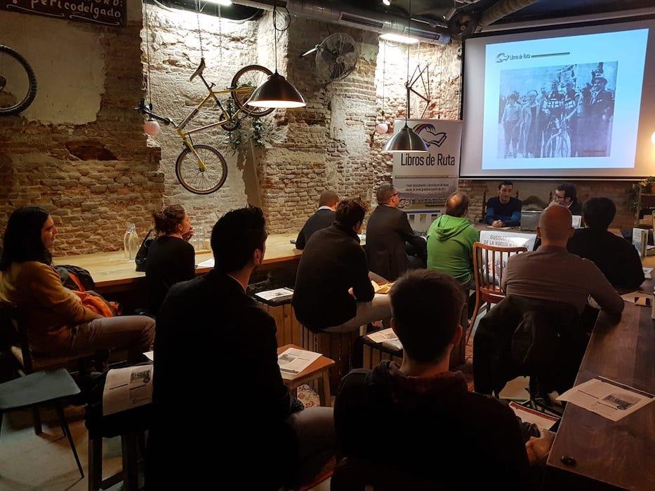 Gustaaf Deloor libro ciclismo JoanSeguidor