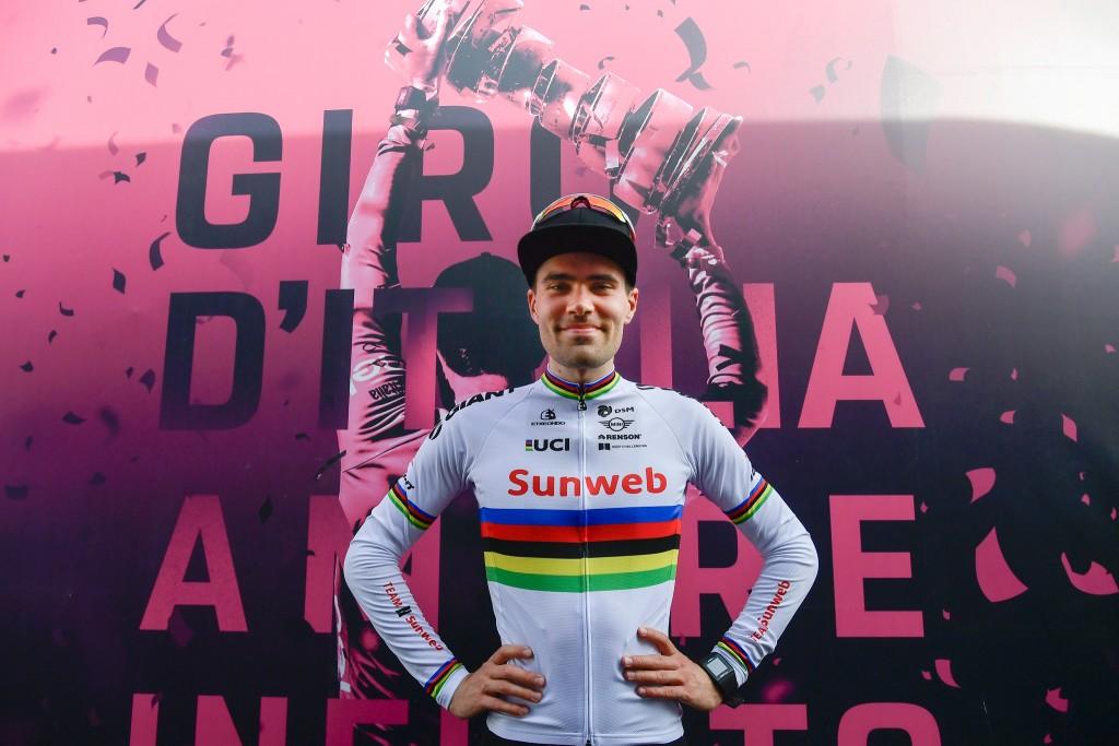 Ciclismo italiano Giro de italia 2018