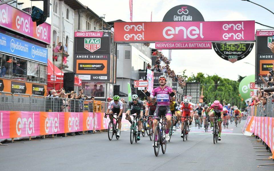 Elia Viviani - Giro de Italia JoanSeguidor