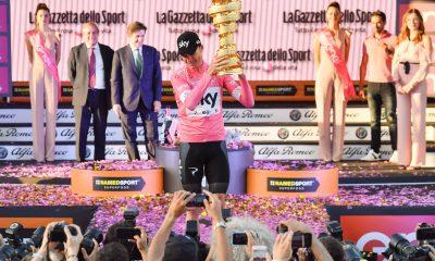 Giro de Italia - Bernard Hinault sobre Chris Froome JoanSeguidor