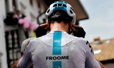 Giro de Italia - Chris Froome JoanSeguidor