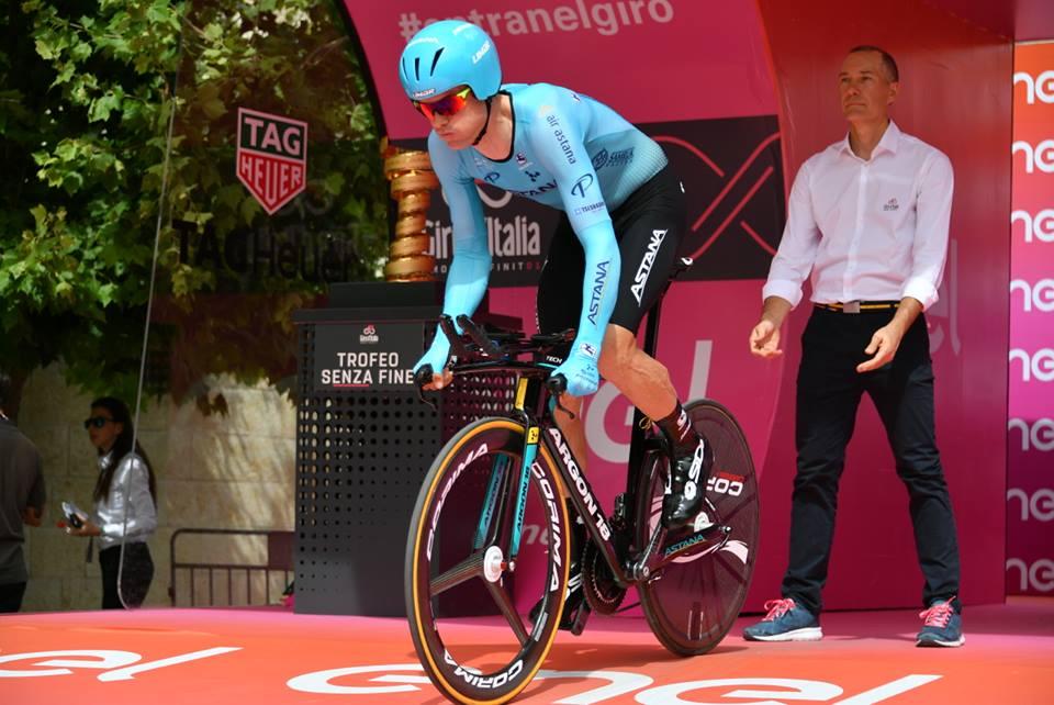 Giro de Italia - contrarreloj JoanSeguidor