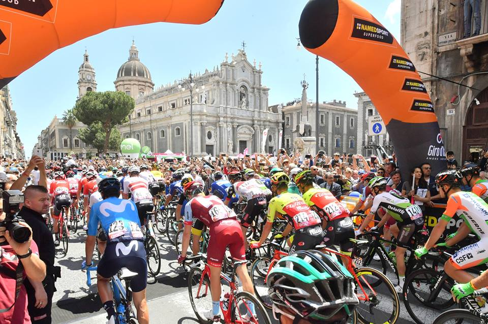 Giro de Italia Etapas Sicilia JoanSeguidor