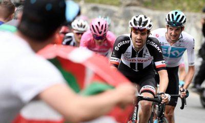 Giro de Italia - Tom Dumoulin JoanSeguidor