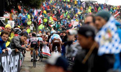 Giro de Italia - publico Zoncolan JoanSeguidor