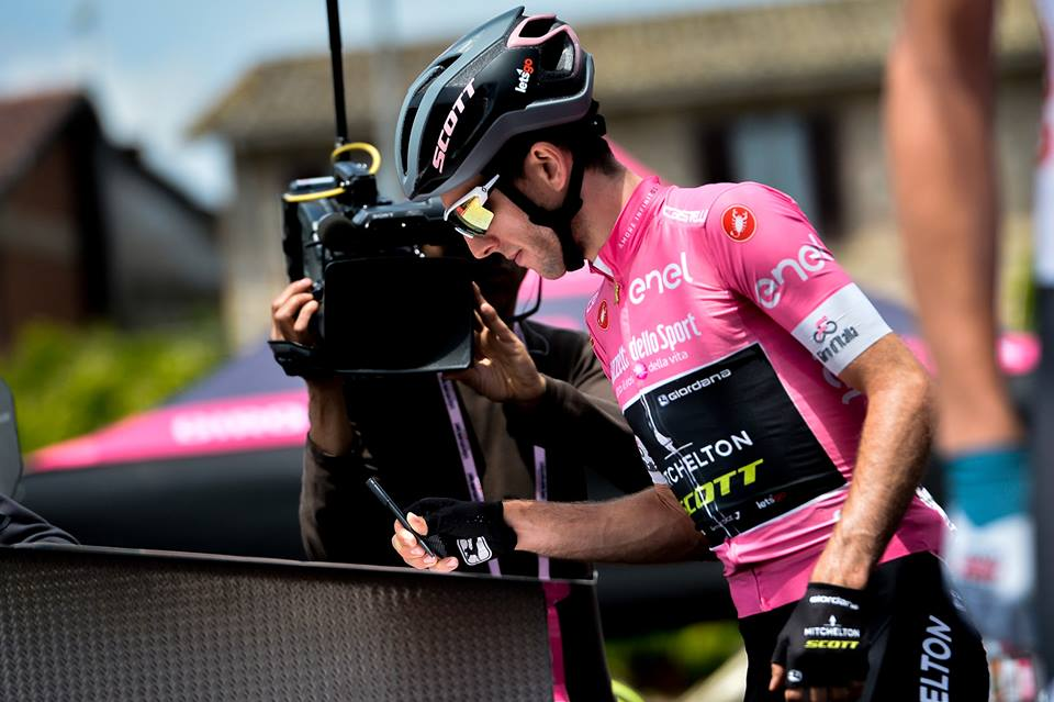 Simon Yates - Giro de Italia JoanSeguidor