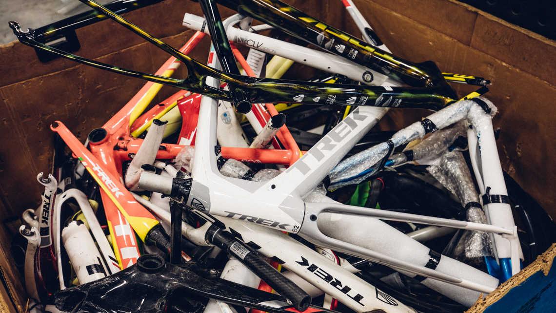 Trek bicicletas carbono JoanSeguidor