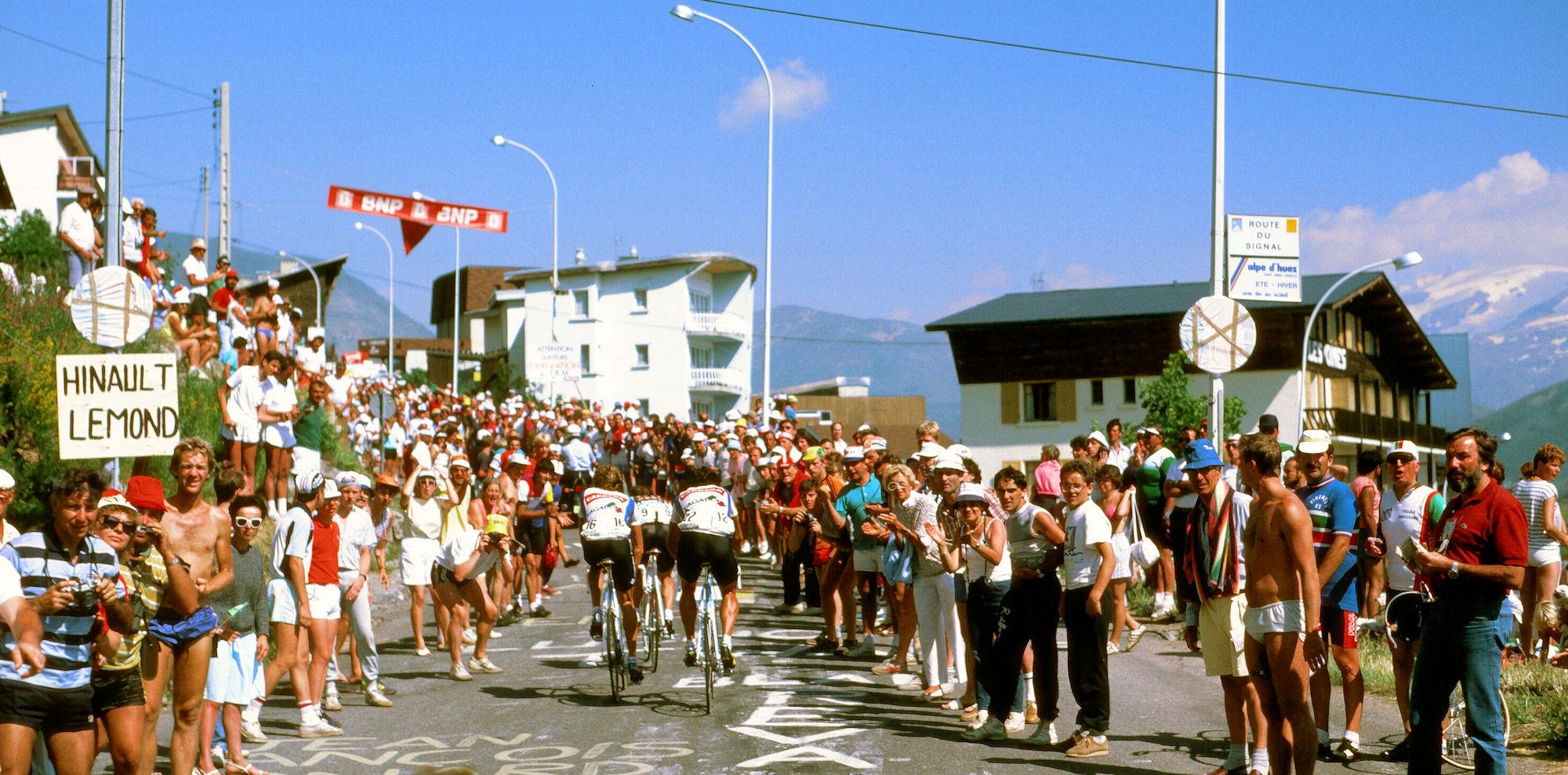 Tour de Francia - Alpe d´ Huez JoanSeguidor