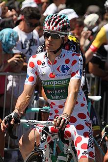 Tour de Francia - Dot polka jersey JoanSeguidor