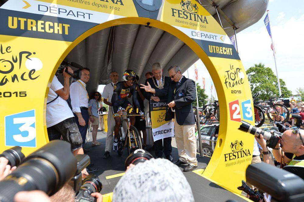 Tour de Francia - Utrech JoanSeguidor