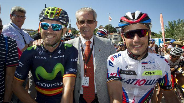 Tour de Francia - Valverde y Purito JoanSeguidor
