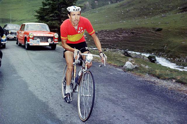 Tour de Francia - Julio Jiménez JoanSeguidor