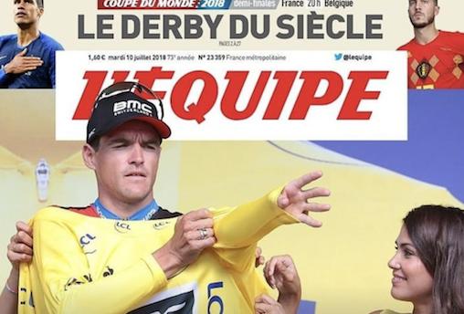 Cultura ciclista francesa JoanSeguidor