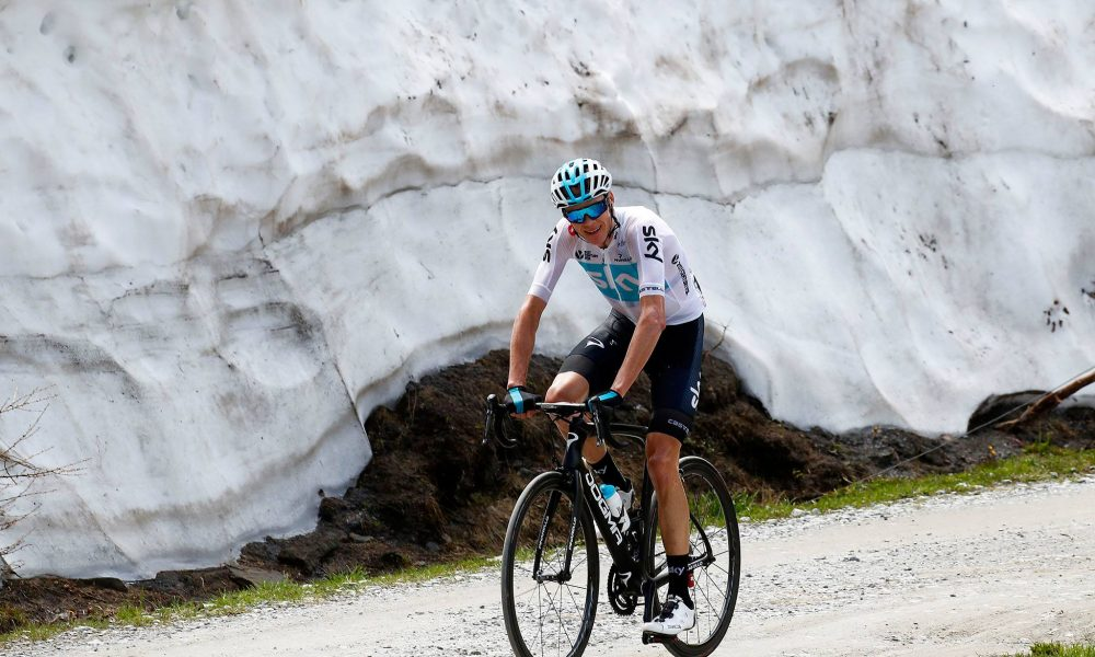 Giro Italia - Chris Froome Joanseguidor