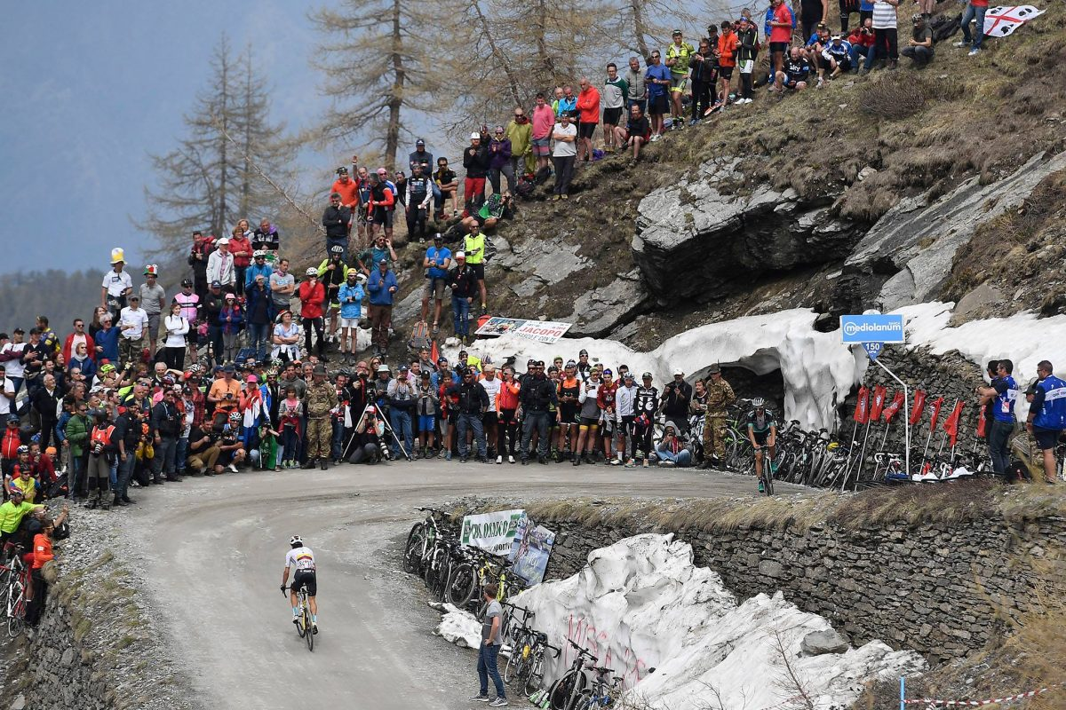 Giro Italia - rendimiento Froome JoanSeguidor