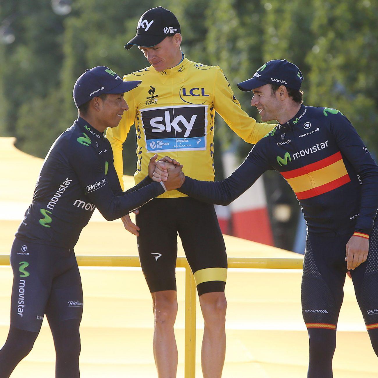 Nairo - Tour de Francia