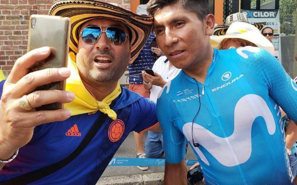 Nairo Vuelta Tour JoanSeguidor
