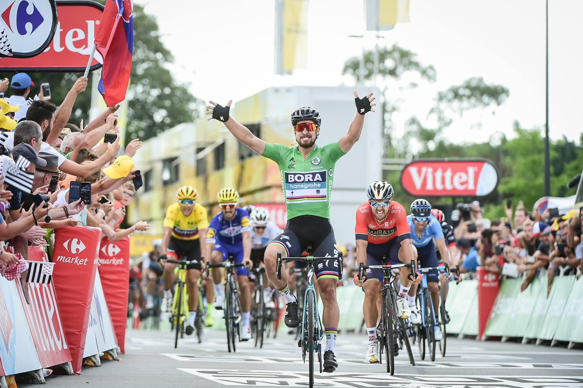 Peter Sagan - Tour JoanSeguidor