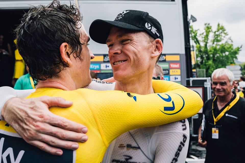 Tour - Chris Froome JoanSeguidor