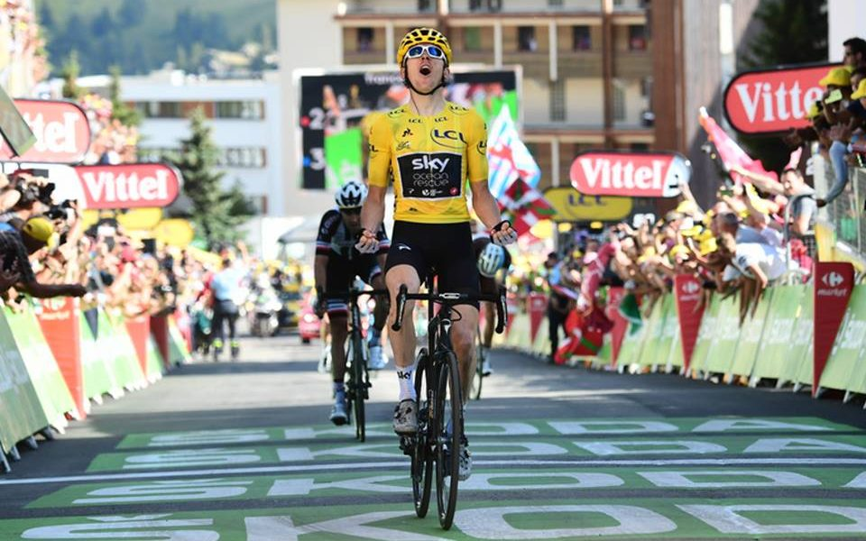 Tour- Geraint Thomas JoanSeguidor